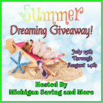 Summer Dreaming #Giveaway Ends August 14 @las930