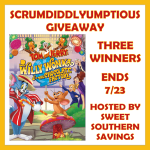 Scrumdiddlyumptious DVD #GIVEAWAY Ends July 23 *ENDED*