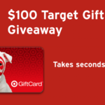 $100 Target Gift Card Giveaway from Dropprice Ends March 14 *ENDED*