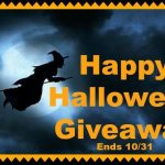 Happy Halloween Giveaway @las930 #giveaway Ends Oct. 31 *Ended*