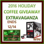 Extravaganza BBR Red Velvet Coffee #Giveaway Ends Dec. 14