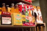 Old Fashioned Sodas in bottle