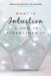 how to develop intuition psychic