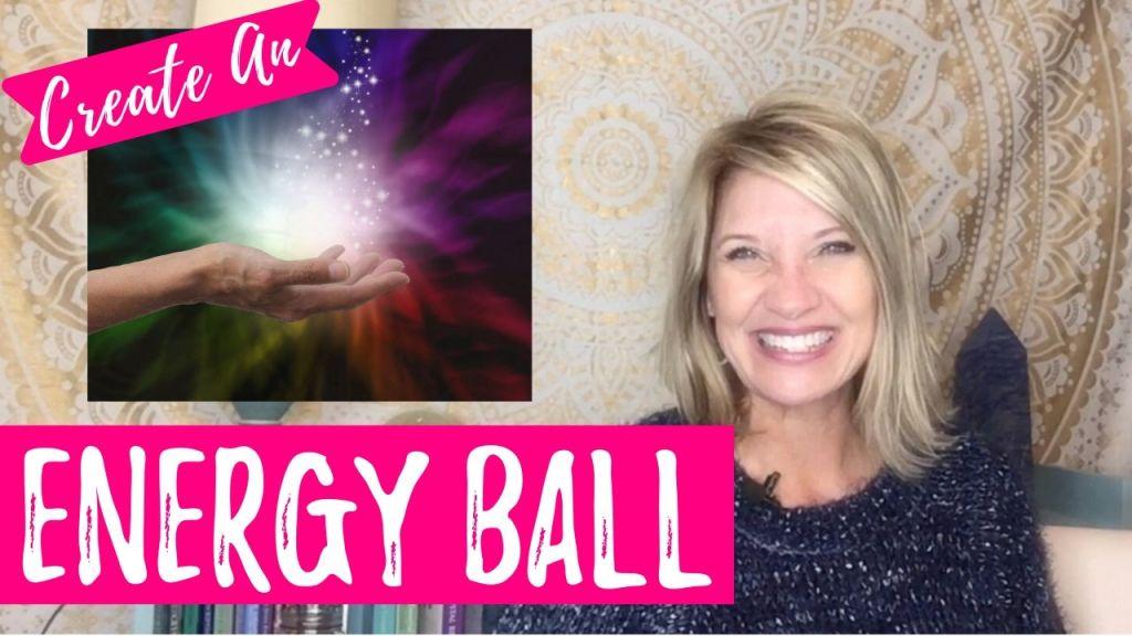 How To Create an energy ball