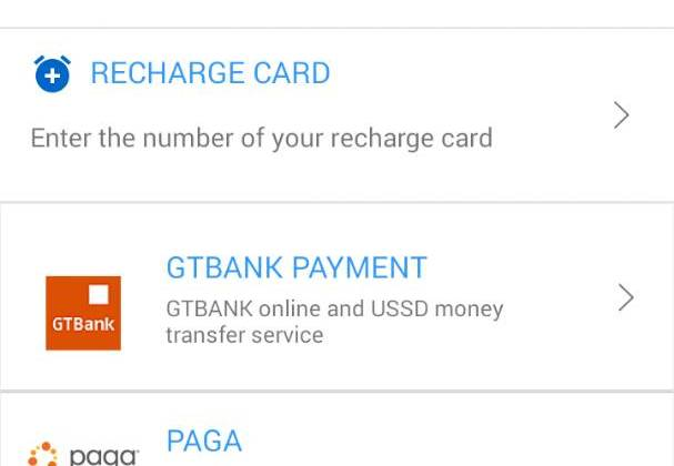 Recharge Startimes online