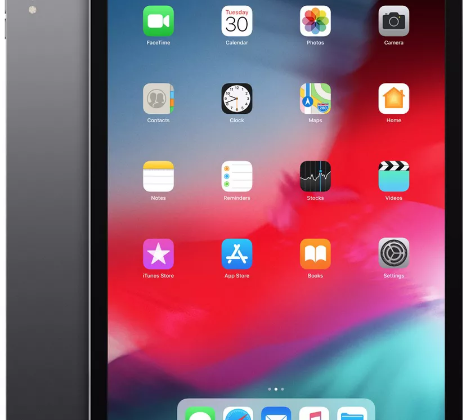 the Price of iPad in 2018