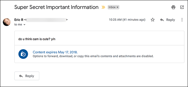 How to Send messages & attachments confidentially Using Gmail
