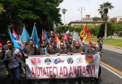 """CATANIA – VIGILI DEL FUOCO IN SCIOPERO – """"AIUTATECI AD AIUTARVI!"""""""