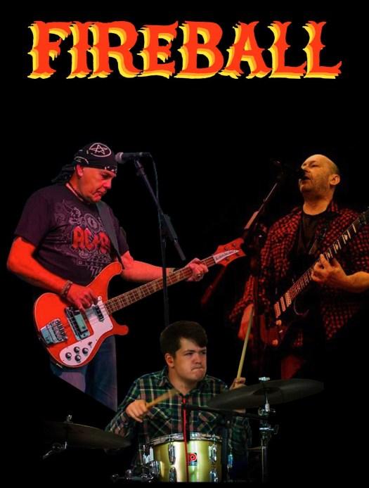 fireball band