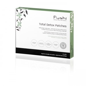 Fushi Holistic and Health Solutions Total Detox Patch. Kaina 24,99 Eur