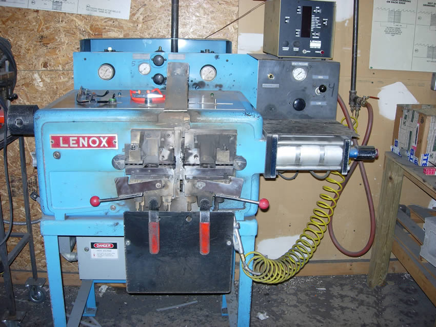 Bandsaw Blade Welder For Sale