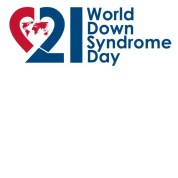 Logo World Down Syndrom Day