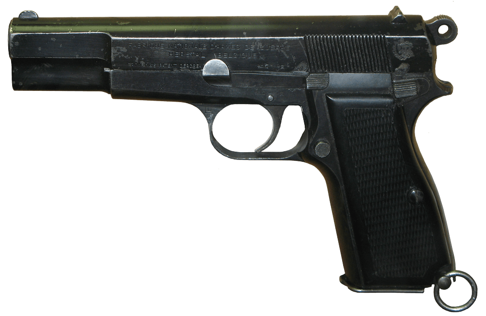 Browning High-Power 9mm