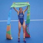 Gwen Jorgensen se aposenta e vai em busca da classificação Olimpica na Maratona