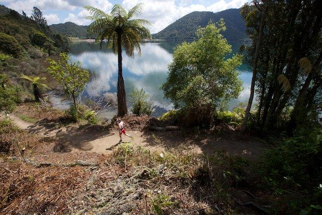 O lindo percurso de Rotorua: Foto: ScottieT