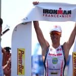 Fred Van Lierde e Carrie Lester vencem o Ironman Nice