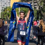 Diogo Sclebin e Luíza Cravo vencem 2ª etapa do Duathlon no Rio de Janeiro