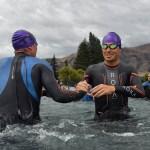 Fotos:  Javier Gomez e Annabel Luxford vencem o Challenge Wanaka