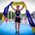 Pierre Le Corre é o novo campeão europeu de triathlon