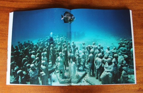 Jason DeCaires Taylor spread
