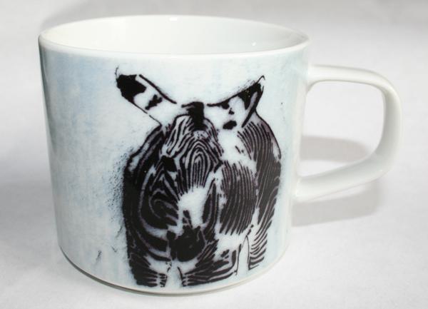 Zebra by James Dodd