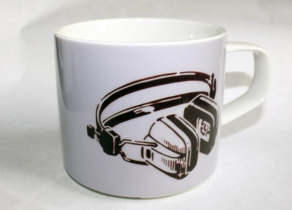 Habitat - Stencil mug