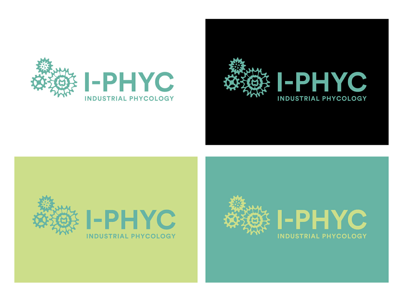 I-Phyc logo suite