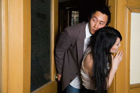 Signs Your Spouse is Having an Office Affair