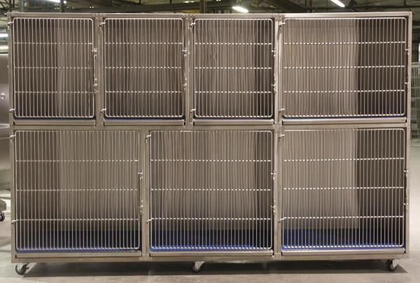 Stainless Steel Cages for Cats
