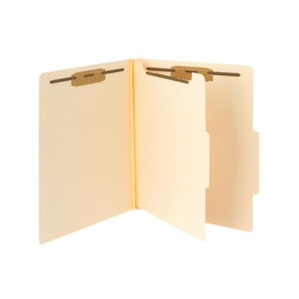 Smead 13700 Manila Classification Folder 1 Divider