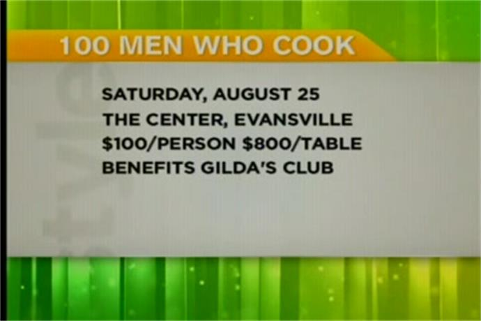 100 Men Who Cook to Benefit Gilda's Club _-750069403129460398