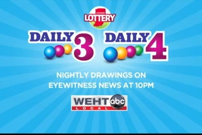 Hoosier Lottery Daily 3 and 4 Celebrate 25 Years
