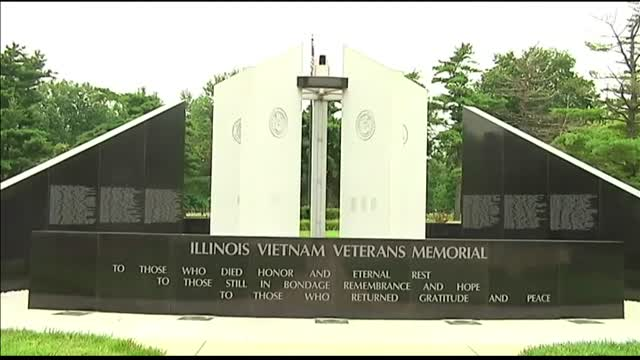 Illinois Vietnam Veterans Memorial