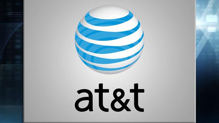 AT&T Logo Web