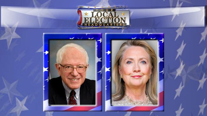 YLEH Bernie Sanders, Hillary Clinton