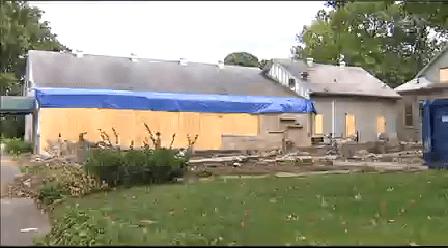 Flower Shop Demolition