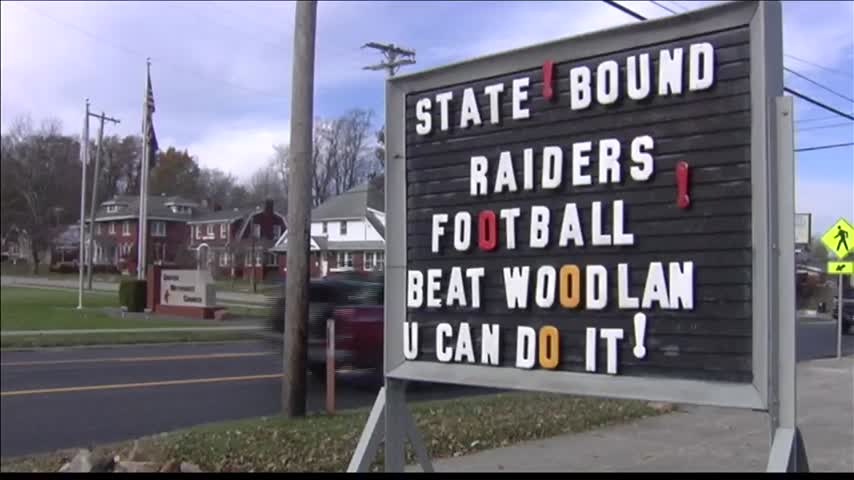Southridge Raiders ready for title game