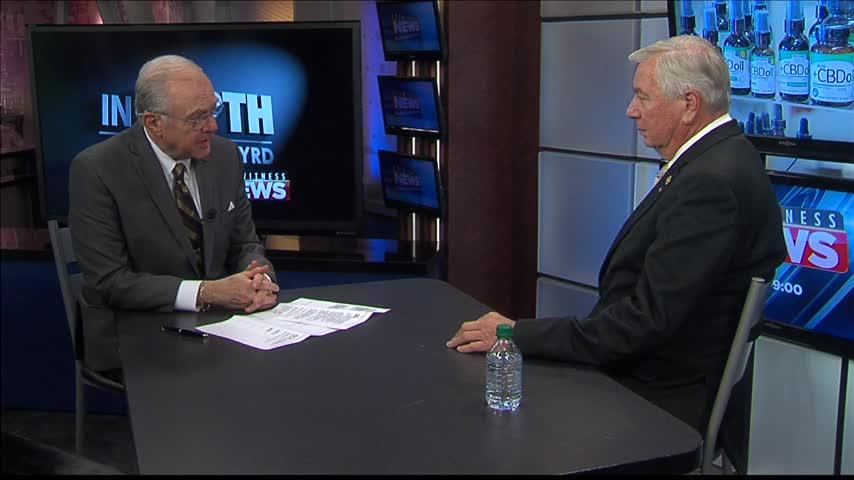 State Senator Jim Tomes Talks CBD Oil Legality