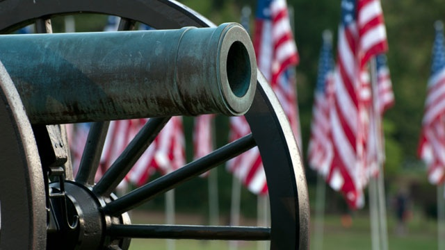 Civil War reenactment takes place July 20-22