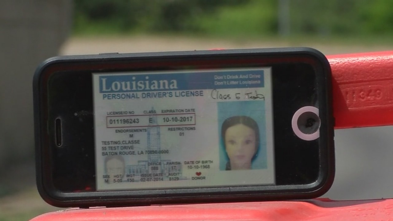 Digital drivers licenses coming to Indiana