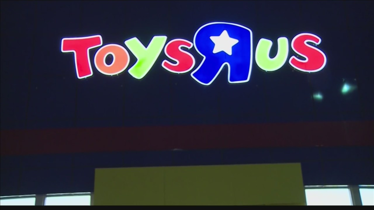 Toys R Us To Open Two Revamped Stores Eyewitness News