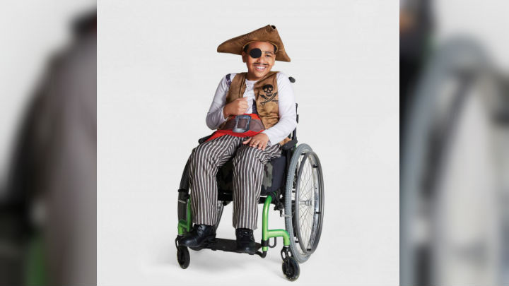 Students With Special Needs Face Double >> Target Releasing Adaptive Halloween Costumes For Children With