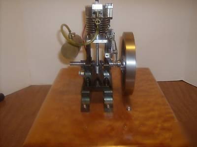 Gearless Engine