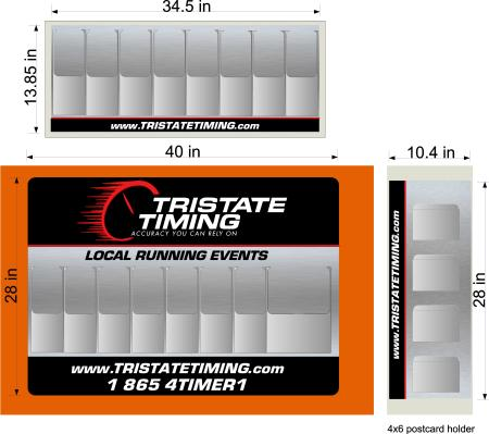 trisrate timing vinylbrushedw