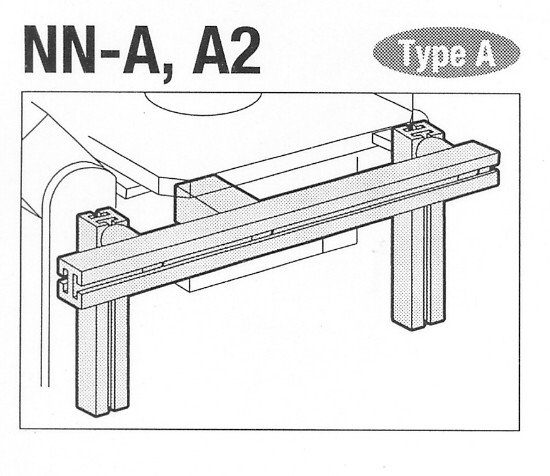 Narishige NN-A: Micromanipulator Mounting Adapter for