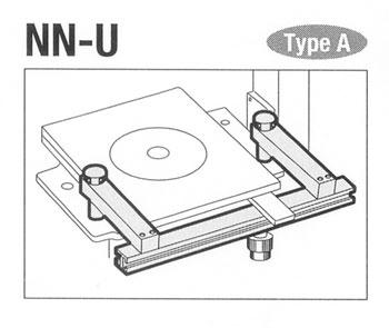 Narishige NN-U: Micromanipulator Mounting Adapter for