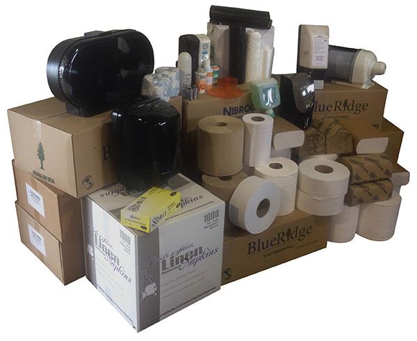 Commercial Bathroom Supplies  Tritex Services  Tritex