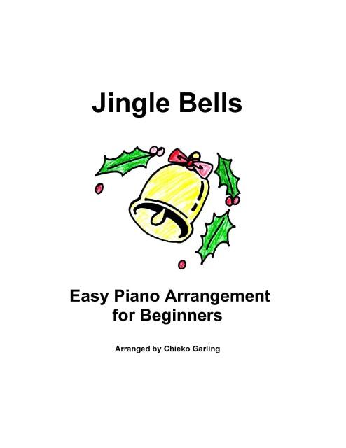 Jingle Bells Easy Piano Arrangement