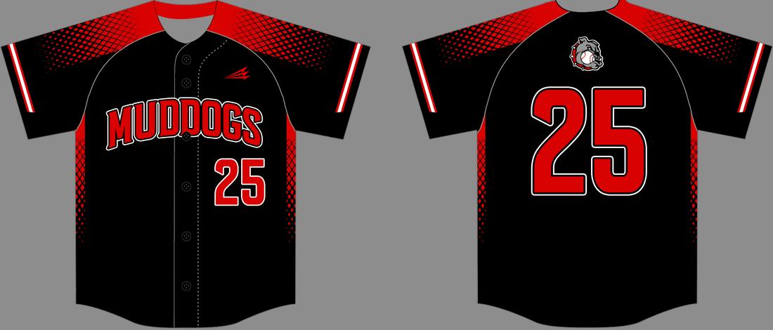 Download Muddogs (Allred) Custom Modern Baseball Jerseys - Triton ...