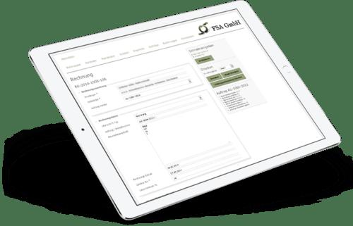 Individuelle CRM-Anwendung für die FSA GmbH » TRITUM
